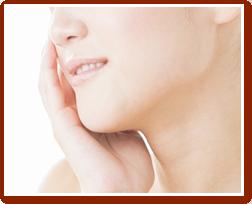 肌のトラブル改善